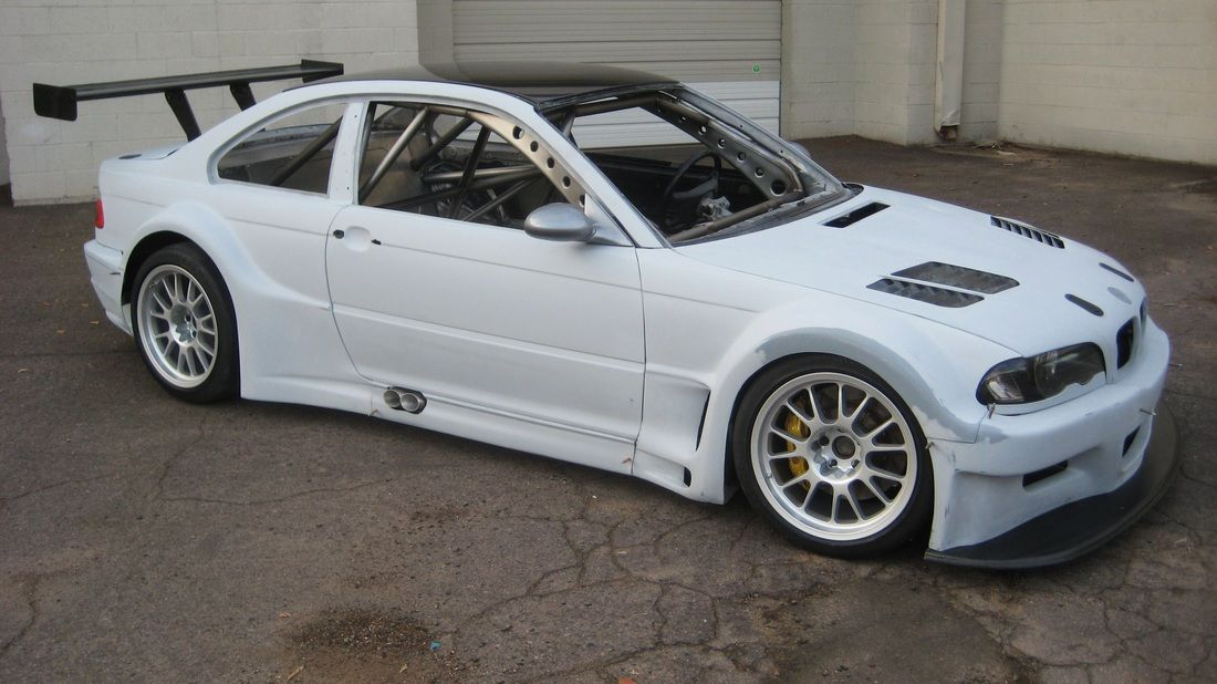 changed to m3 gtr