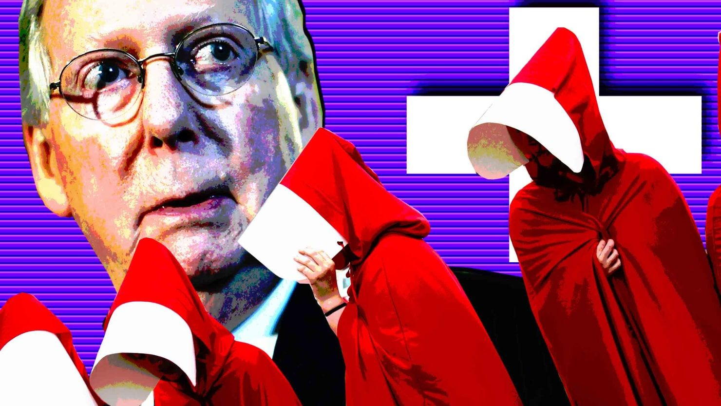 Mitch McConnell Gave Health Care Concessions to All Groups