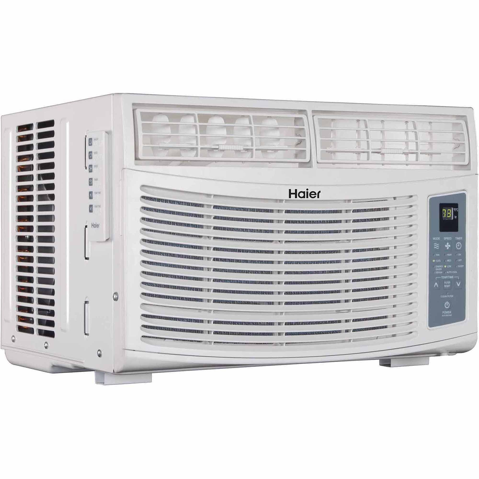 Haier 6,000 BTU Window Air Conditioner, Factory