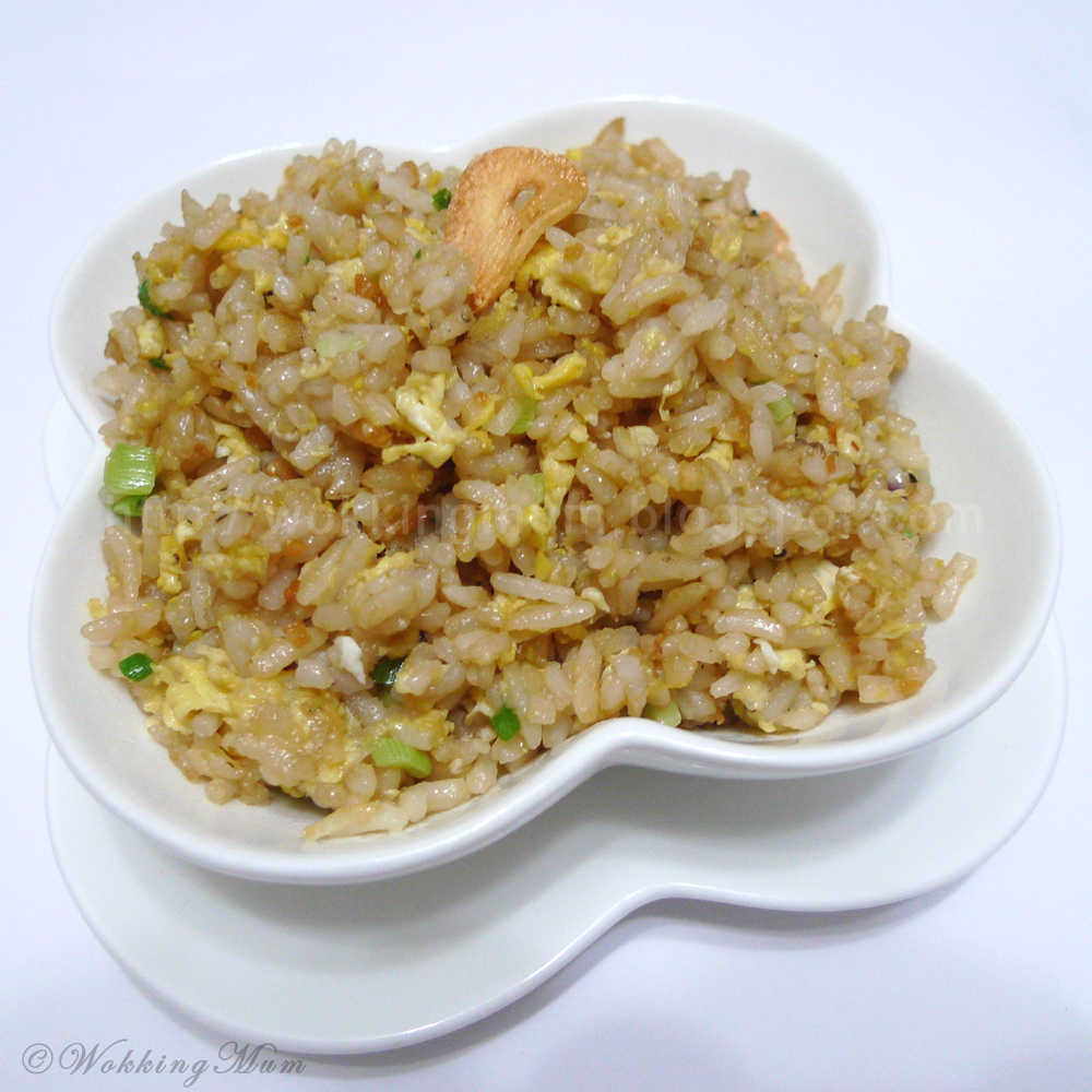 Lets get wokking garlic fried rice singapore food blog on garlic fried rice singapore food blog on easy recipes ccuart Image collections