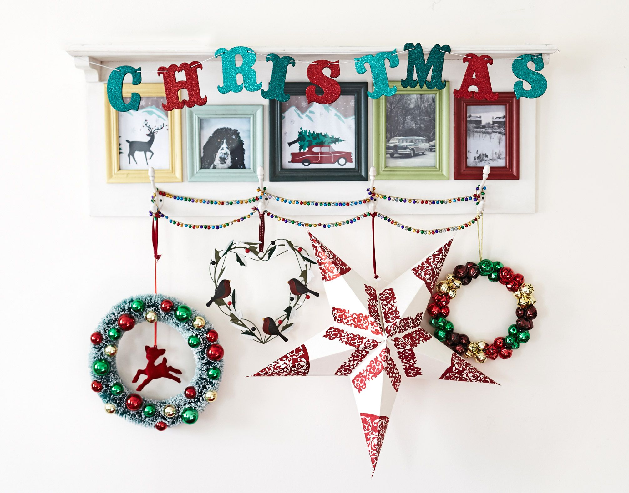Christmas Decorations By Carolyn Donnelly Eclectic