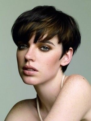 Trendy Short Hairstyles With Bangs Short Hair Styles Short Hair With Bangs Trendy Short Hair Styles