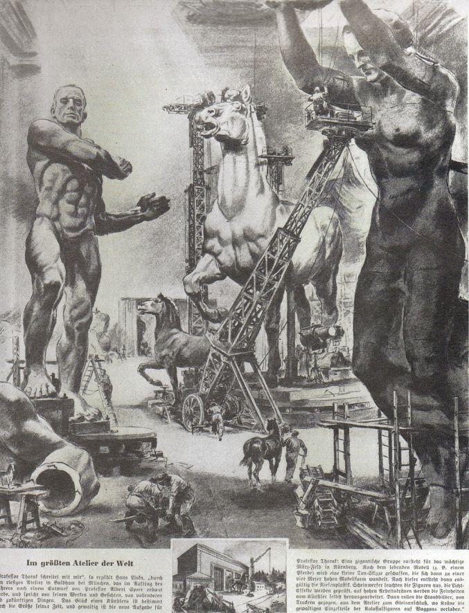 Berliner Illustrierte Zeitung, 1938.