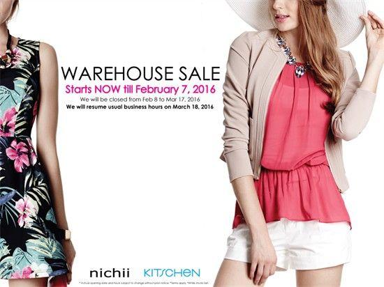 36dfc9ddfd 20 Jan-7 Feb 2016: Kitschen Warehouse Sale   Warehouse Sales ...