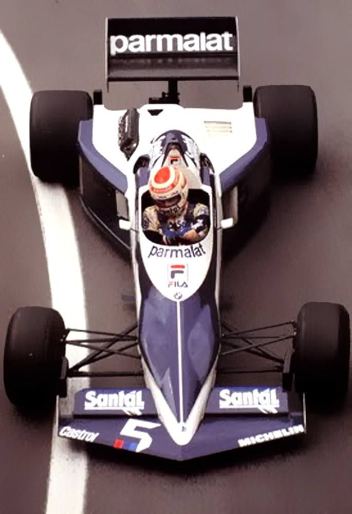 1983 Brabham BT-52 Turbo F1. Designed by iconic Gordon Murray. (via Daniel Simon) More cars here.