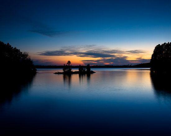 Burntside Lake, MN