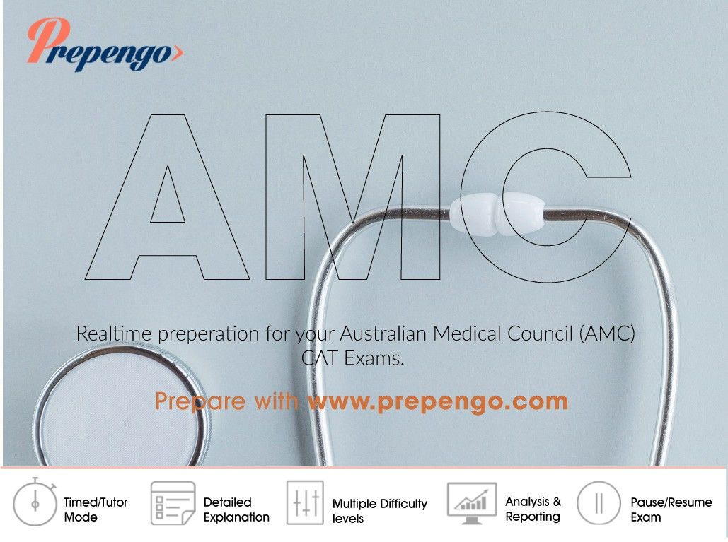 Realtime preparation for your Australian Medical Council