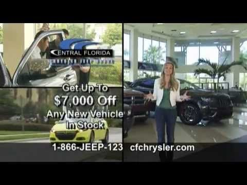 Get Up To $7000 Off Any New Chrysler Jeep Dodge Ram In Stock!   YouTube
