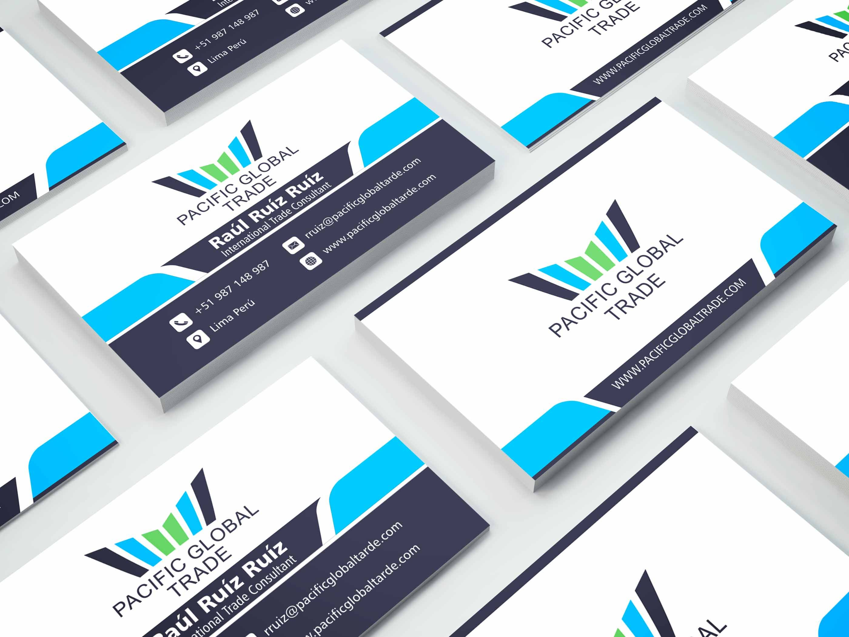 Shahzadabutt I Will Design Professional Double Sided Business Card For 10 On Fiverr Com Business Card Design Professional Business Card Design Double Sided Business Cards