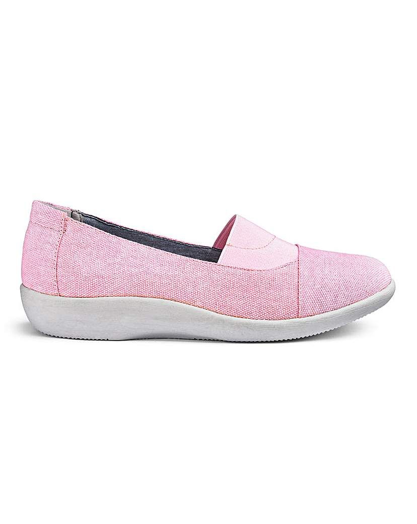 65affb5a88d6 Cushion Walk Slip On Shoes EEE Fit | Products | Shoes, Slip on shoes ...