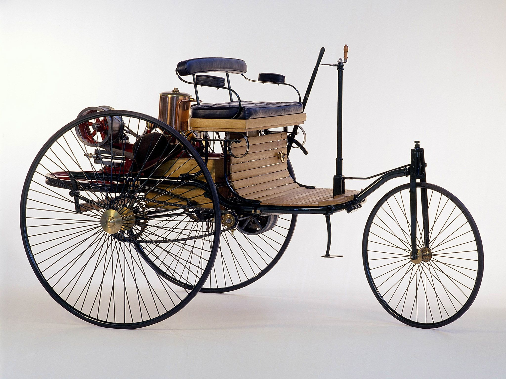 Contemporary Who Made The First Automobile Pictures - Classic Cars ...