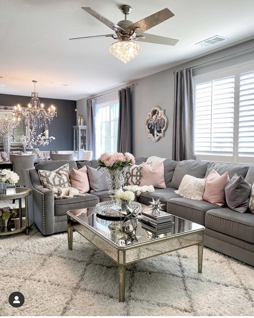 Help Me Design My Living Room: Pin By Tre'Sean Janae' Interior Desig On Home In 2020
