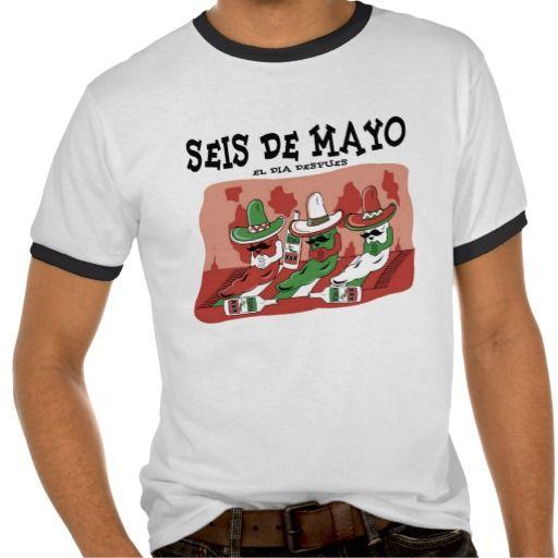 Seis de Mayo t-shirt