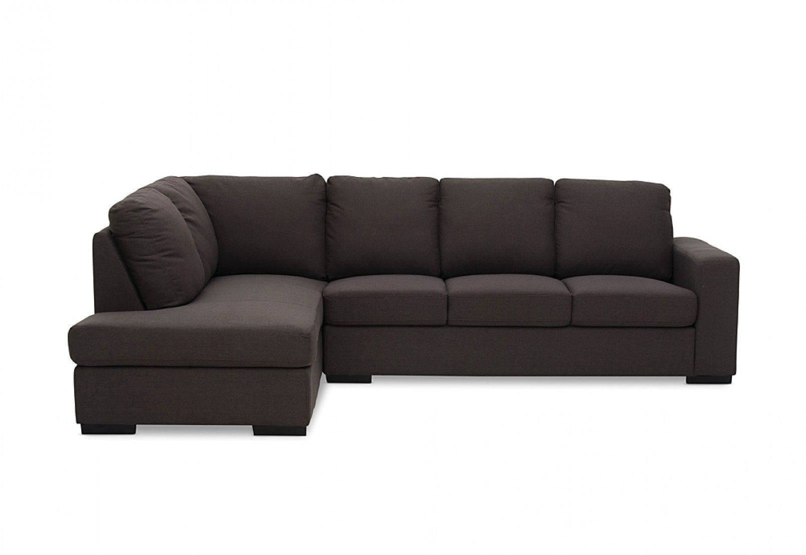 Nixon Fabric 4 Seater Sofa with Chaise | Super A-Mart in ...