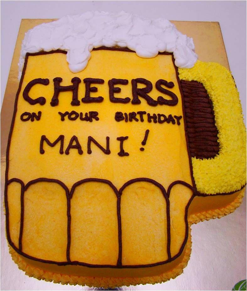 Beer Glass Cake Design : Cake ideas on Pinterest Baby Shower Cakes, Shower Cakes ...