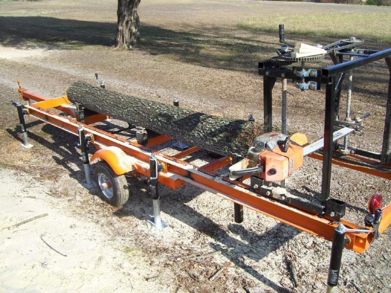 Oscar 52 Portable Sawmill