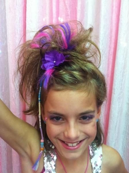 36++ Rockstar hairstyles for kids info
