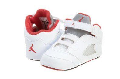 b71b53c8127ae Amazon.com: NIKE JORDAN 5 RETRO (GP) CRIB 552494-100: Shoes   It's a ...