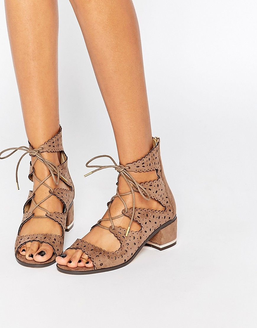 Truffle+Collection+Adley+Ghillie+Bootie+Heeled+Sandals