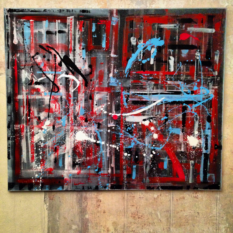 Acrilic on canvas 120x 100