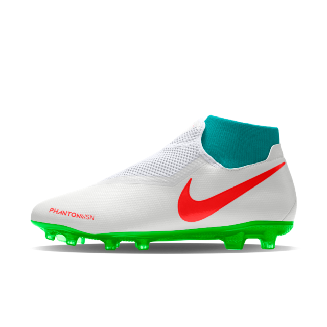 Kenia domingo Comorama  Nike Phantom Vision Academy MG iD Multi-Ground Soccer Cleat | Soccer  cleats, Nike, Cleats