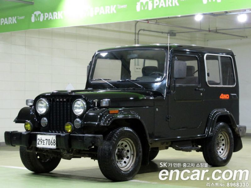 1994 Ssangyong Korando Jeep Jeep 5 Rs
