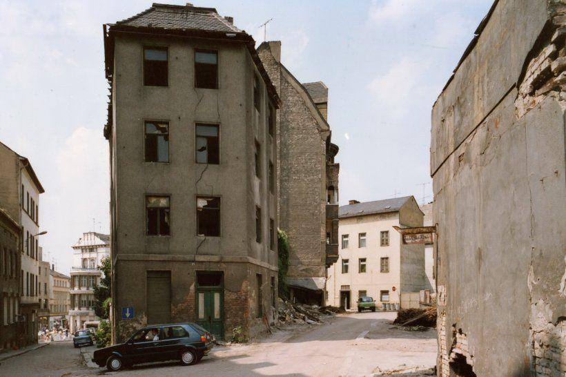 Ost Deutschland War Ein Geschundenes Und Verfallenes Land