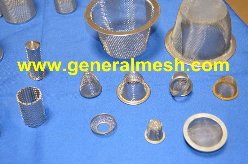 Generalmesh Oil Filter Thimble Type In 2020 Mesh Strainer Strainers Filters