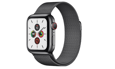 مواصفات ساعة آبل وتش الفئة 5 Apple Watch Series 5 ساعة آبل وتش Watch Series 5 الإصدارات A2156 A21 Apple Watch Apple Watch Series Samsung Gear Watch