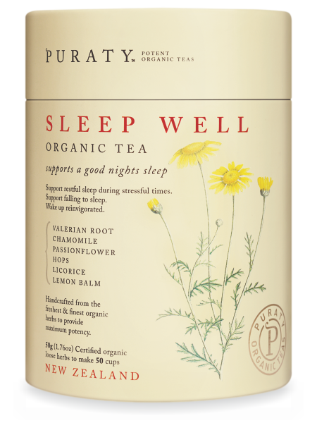 Sleep Well Organic Tea Better Sleep Sleep Tea Organic Teas
