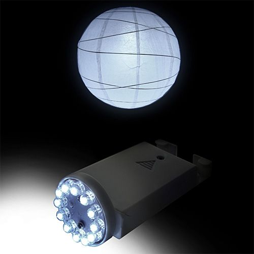 Remote Controlled Extra Bright Led Battery Operated Electric Kit Clear Order Online From Partylights Paper Lantern