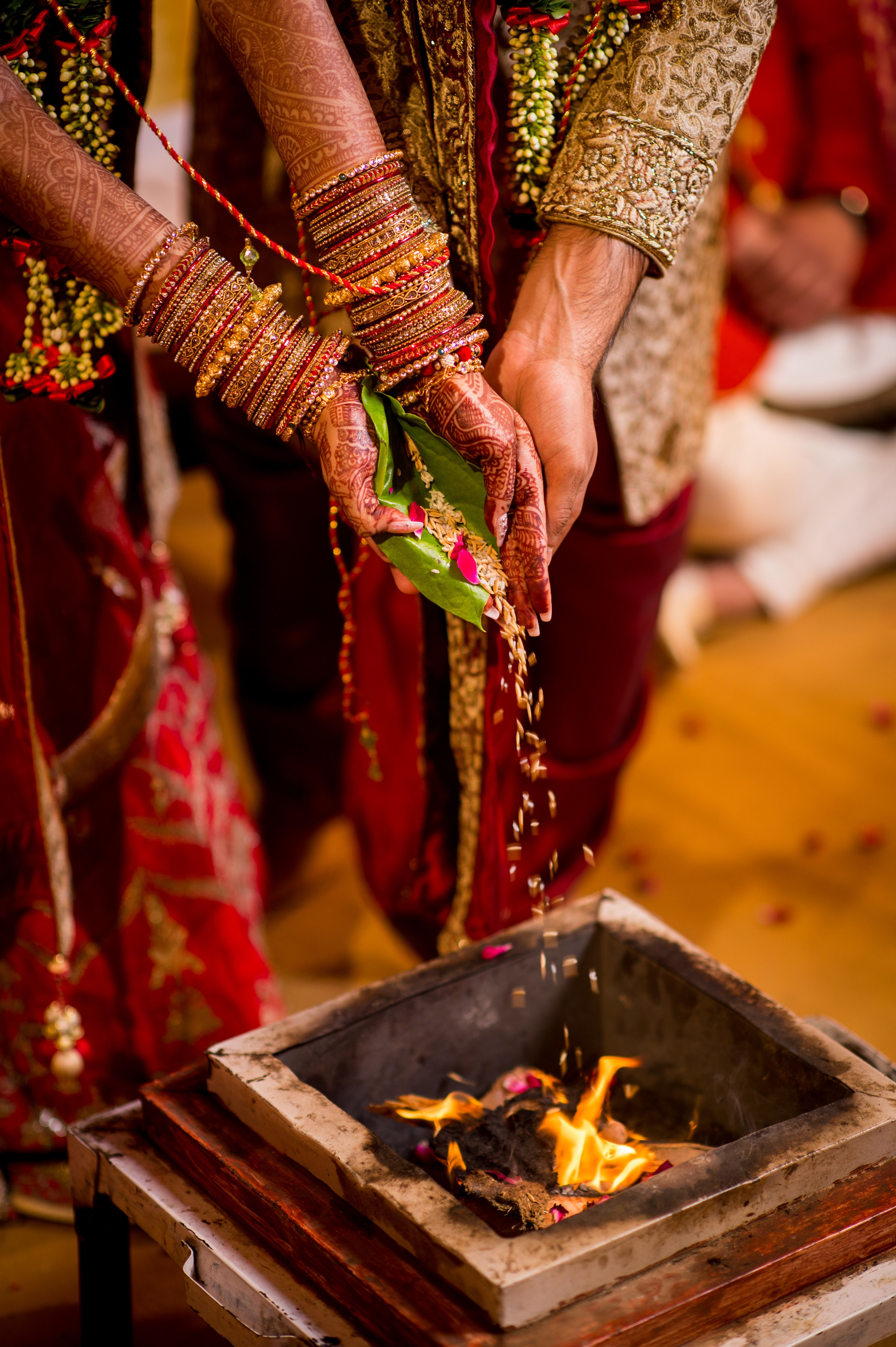 An Indian Wedding Spanning 5 Days! in 2020 Indian