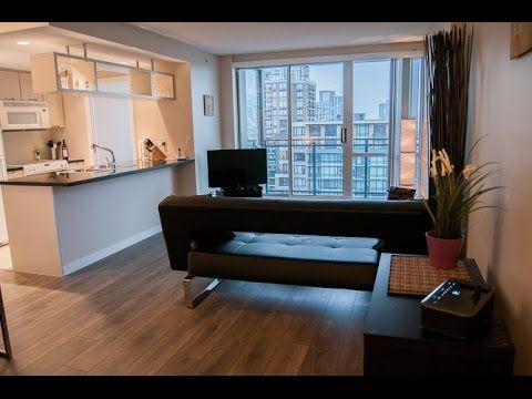 1 Bedroom + Den, 1 Bath, 708 SQFT. located in Vancouver's ...