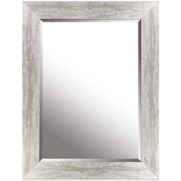 Hobbitholeco. Silver Leaf 26.25-inch x 34.25-inch Gradient Frame ...