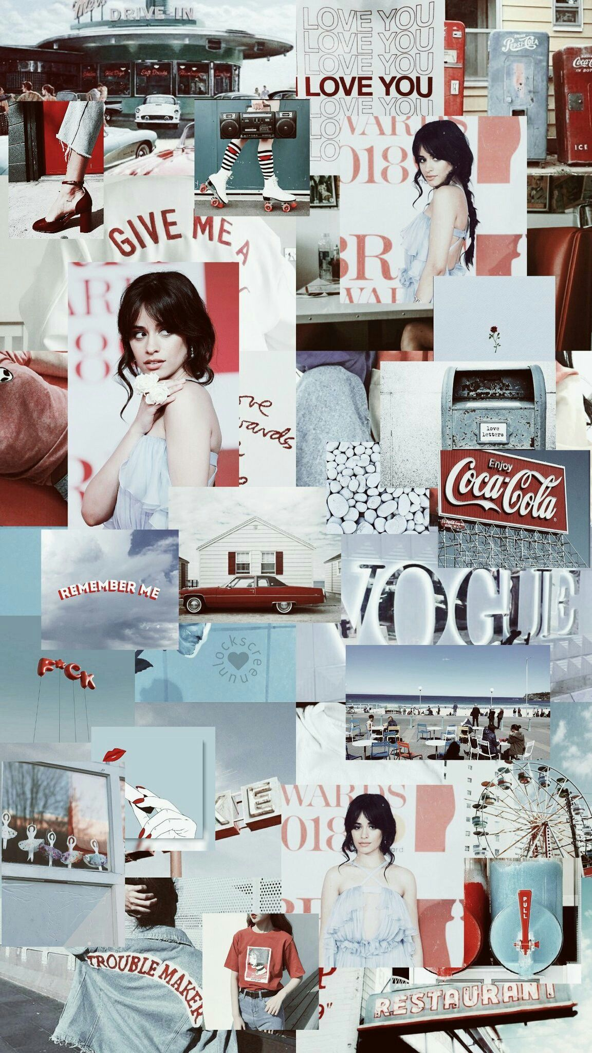 Camila Cabello Wallpaper Cute Wallpapers Aesthetic Collage