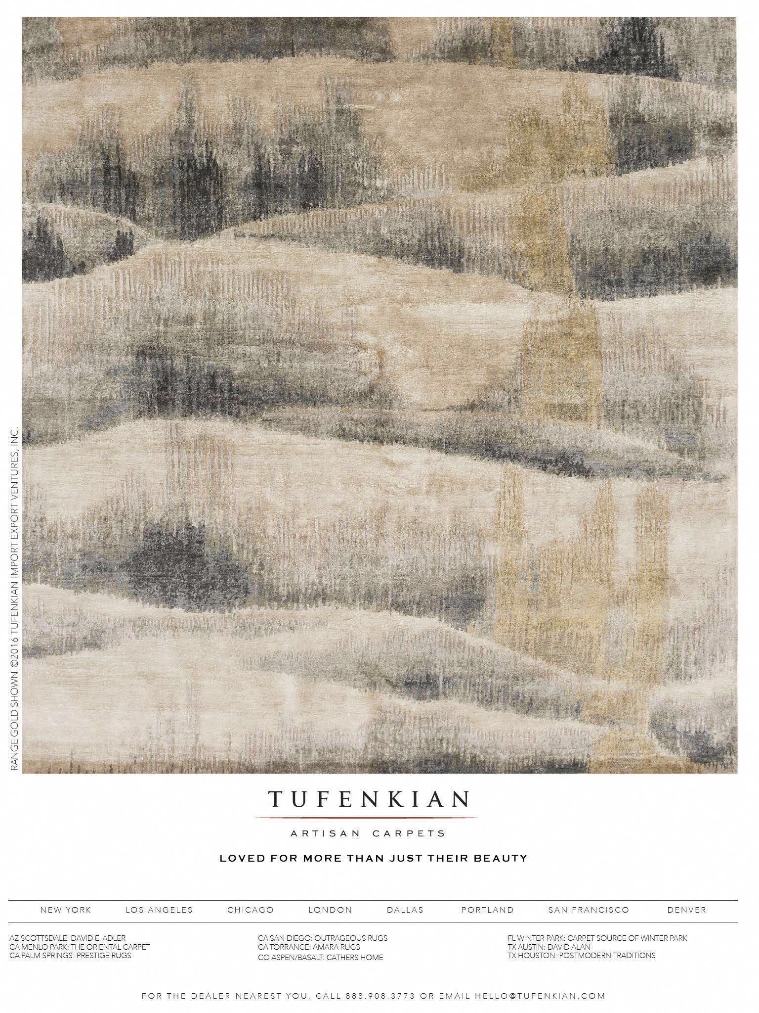 Tufenkian Artisan Carpets Nouvelle Spectrum From Architectural