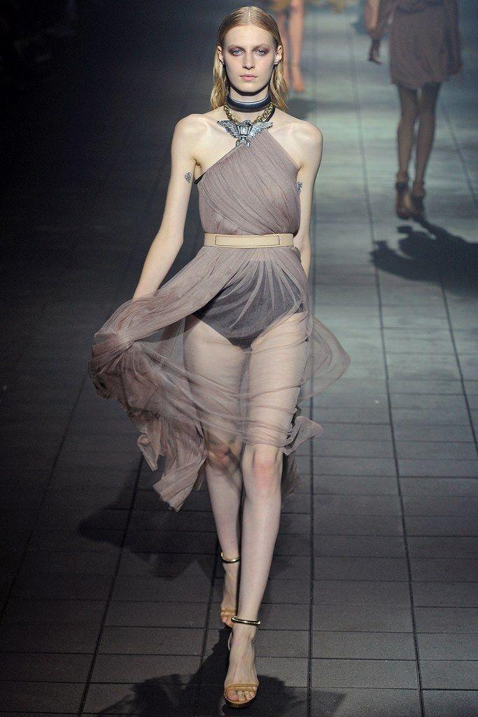 Lanvin Spring 2012 Ready-to-Wear Collection Photos - Vogue