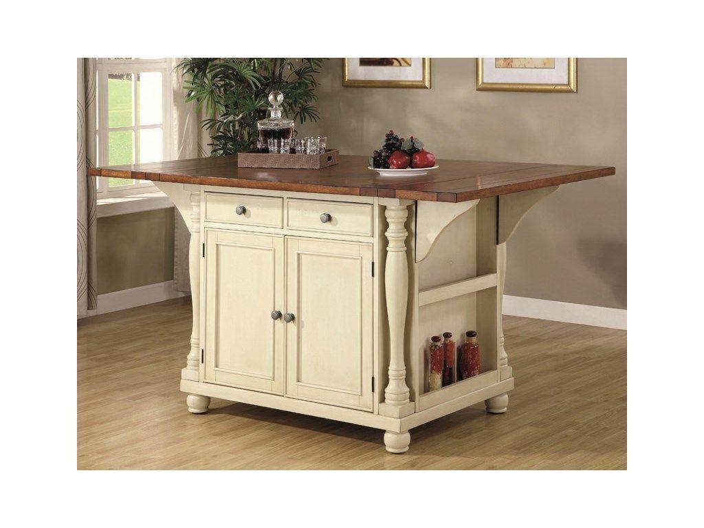 Cardis Furniture 800717146 Dining Room Kitchen Islands   Cardiu0027s Furniture