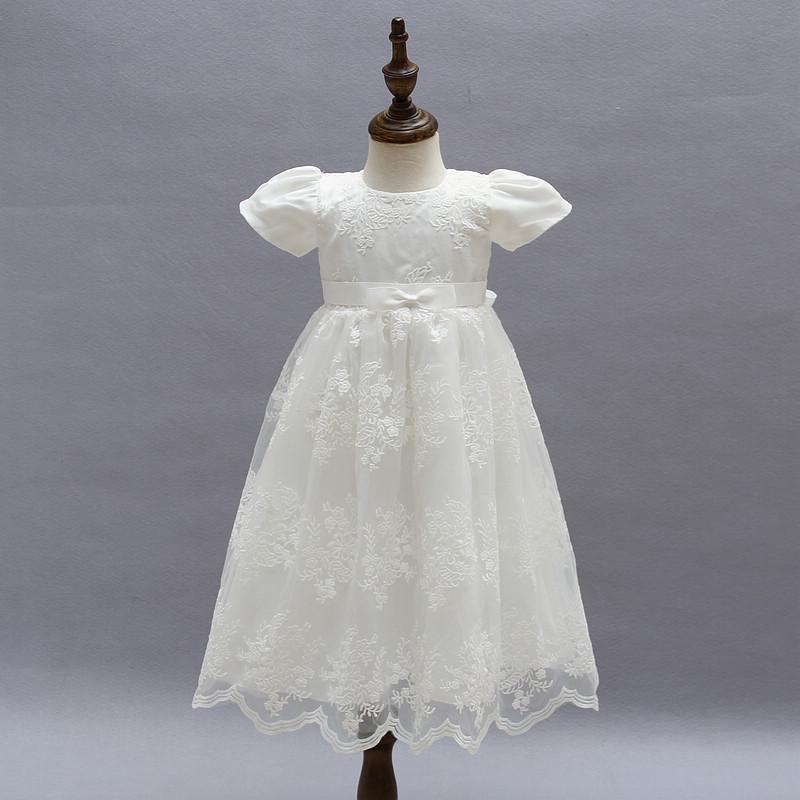 c70916f238eeb 1 pieces baptism dress. Size 3M 6M 12M 18M 24M. Color: As Picture ...
