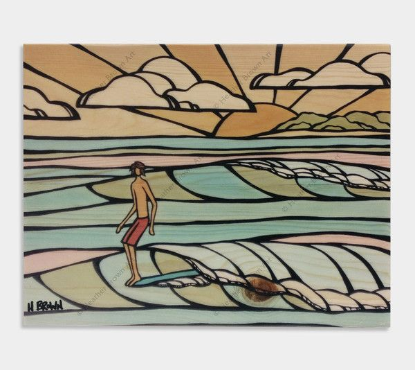 Pastel Surf #2