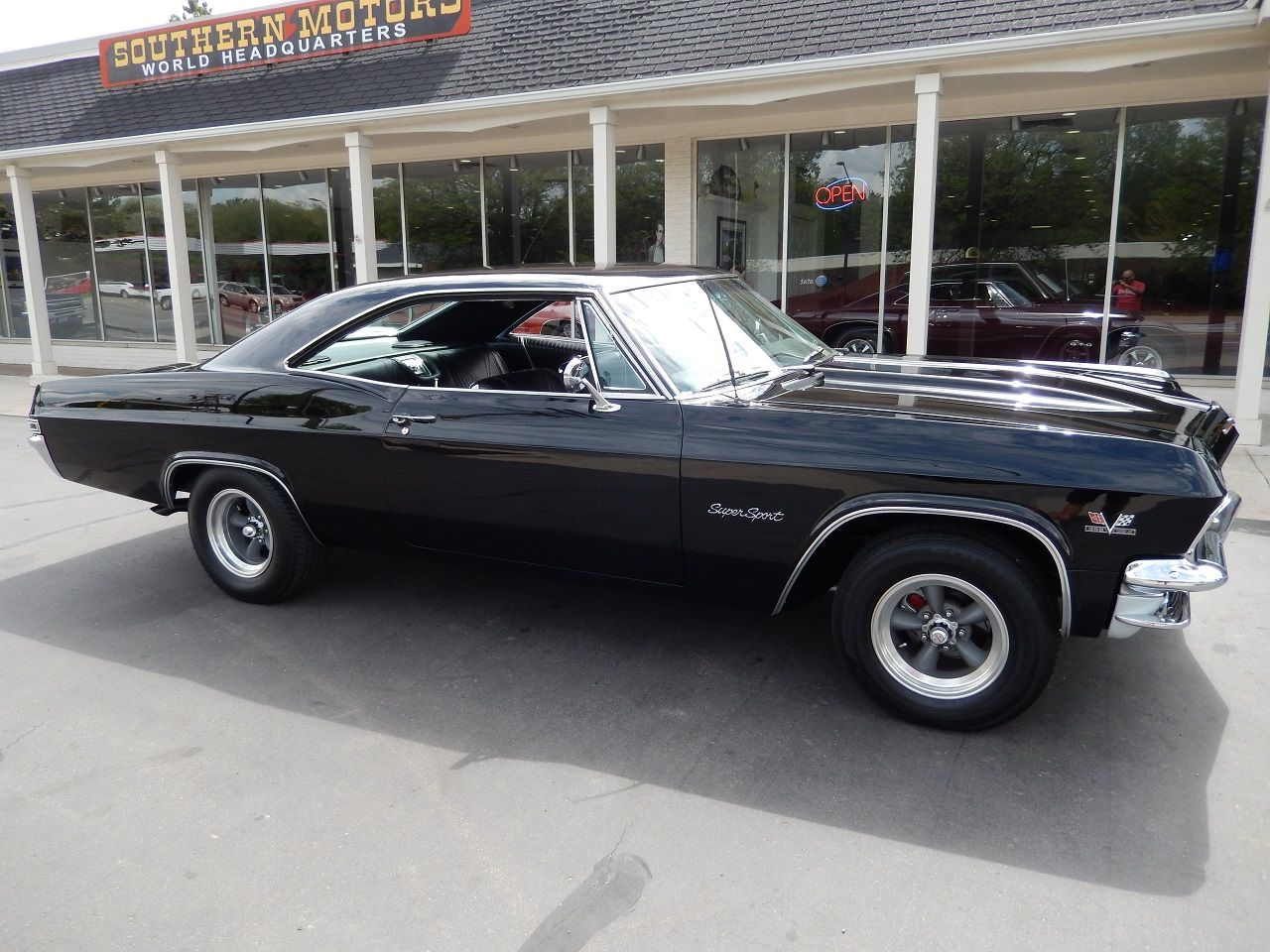 Southern motors 1965 chevrolet impala ss