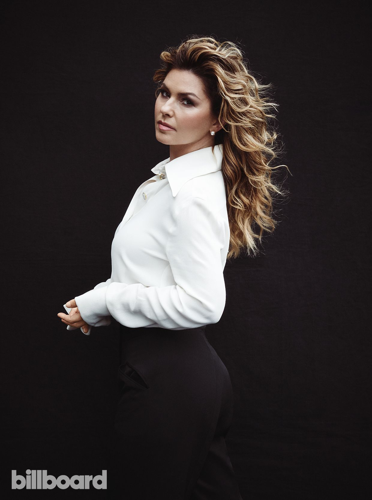 Women In Music 'Icon' Shania Twain on Her 'Triumphant' New