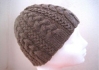 14fa6b06076 Cosy Cable Hat pattern by Suzie Sparkles