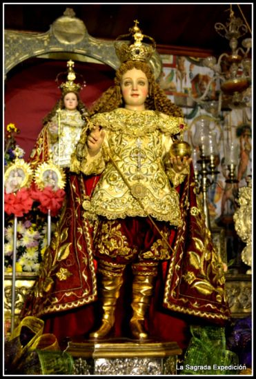 La Sagrada Expedición Divine Infant Infant Of Prague Holy Child
