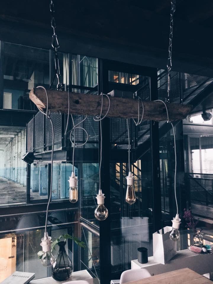 Industrieel lamp