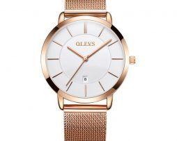 bdf33343ff Luxusné dámske hodinky Olevs v rôznych farbách.