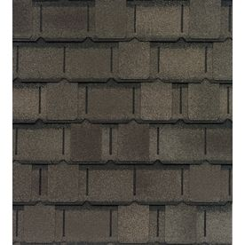 Best Gaf Camelot Ii 25 Sq Ft Weathered Wood Laminated 400 x 300