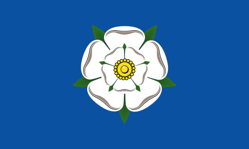 File Flag Of Yorkshire Svg England Yorkshire Flag Yorkshire Yorkshire Rose