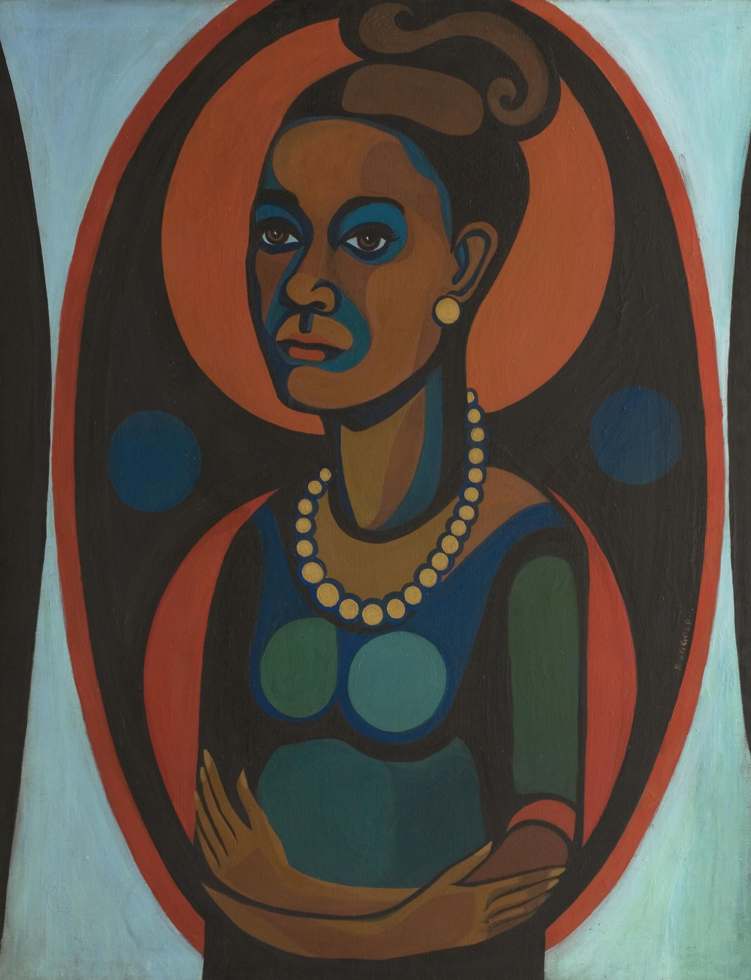 african american woman artist self portraits Google