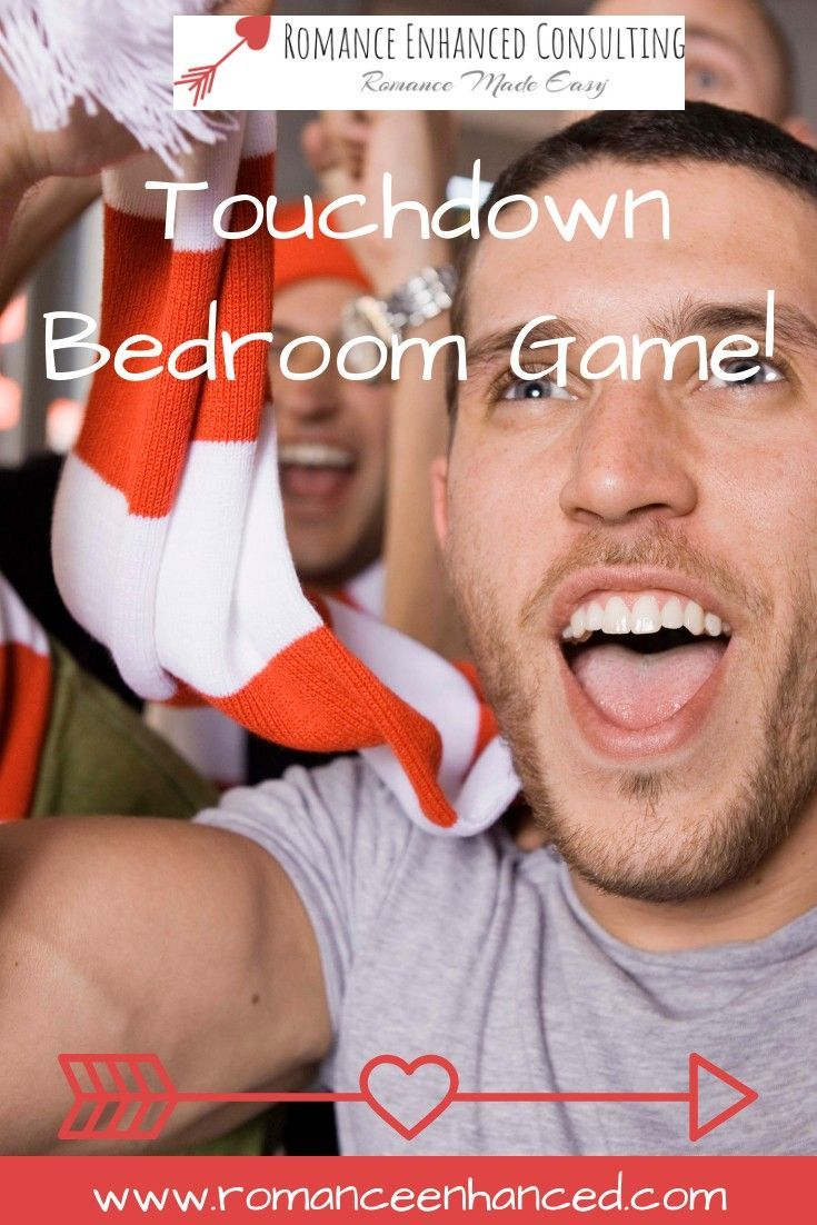 Football GiftTouchdown Bedroom Game Romance Enhanced